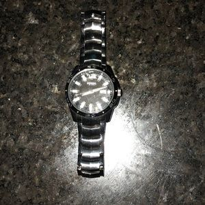 Fossil Black Watch